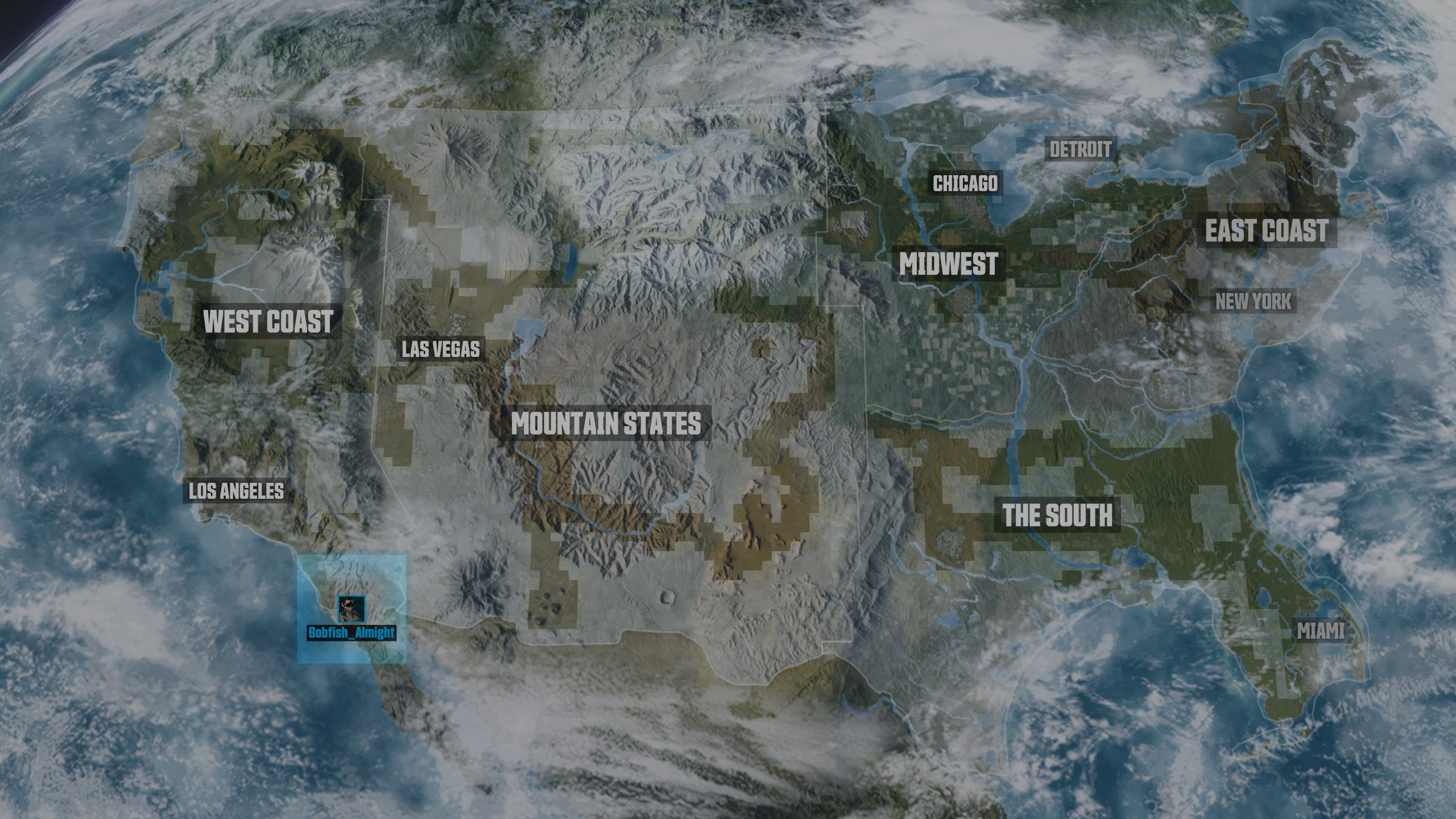 Ubisoft The Crew Map Keyword Data - Related Ubisoft The Crew Map ...