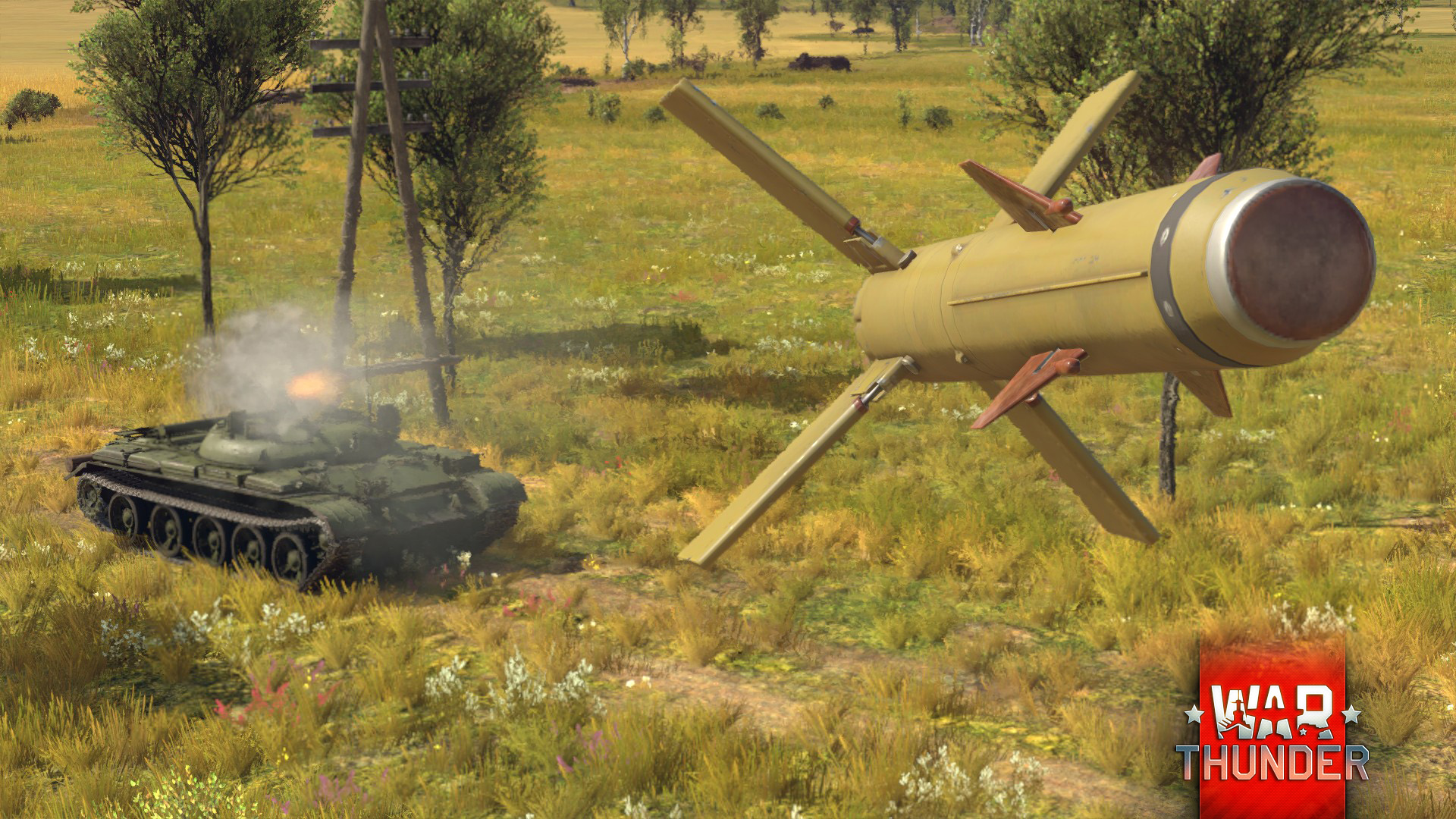 War Thunder, Now With More Rockets | Pixel Judge