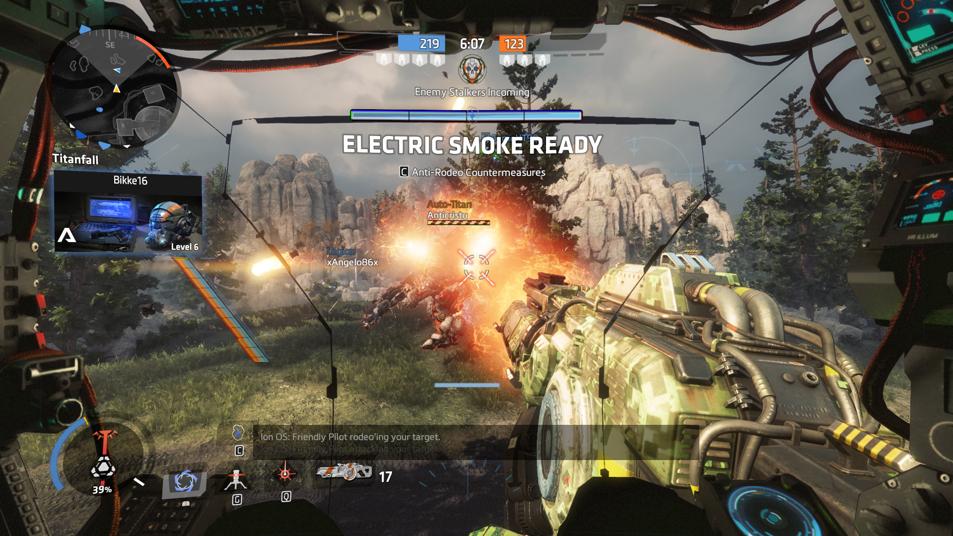 Titanfall beta stuck on matchmaking
