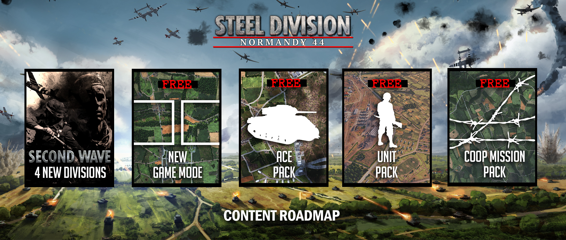 Steel Division Normandy 44 PC Back To Hell DLC ... - photo#36
